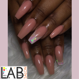 clientlovehernails cleancuticles cleanapplication acryliclaywell perfectlylaid
