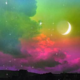 freetoedit rainbow rainbowbackground wallpaper wallpapers