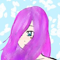 drawing perple anime cute japan