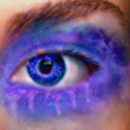 freetoedit eye eyemakeup remixit ecgalaxymakeup