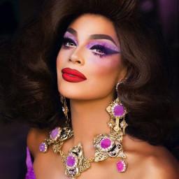 dragrace valentina dragqueen makeup fanart freetoedit ecgalaxymakeup