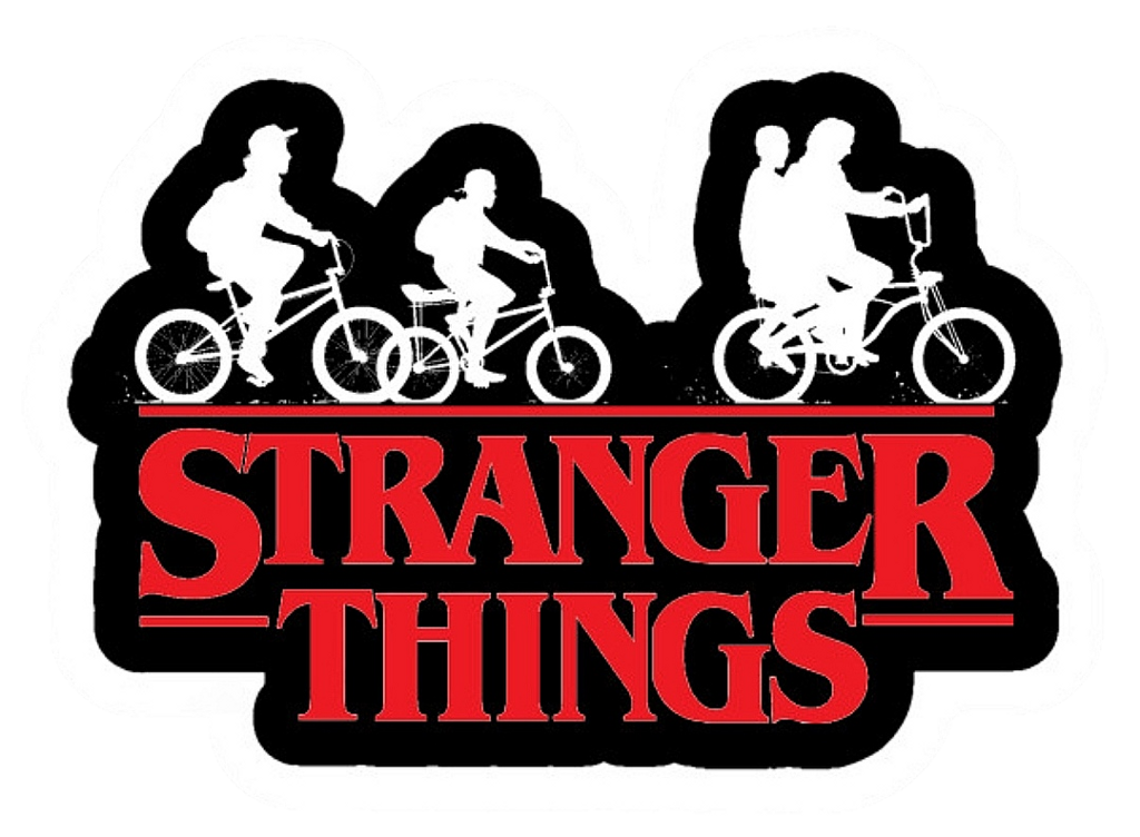 Eleven Stranger Things Logo Png