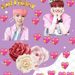 hyojin onf happybirthday kpop love freetoedit
