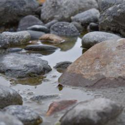 pcintonature intonature water rocks