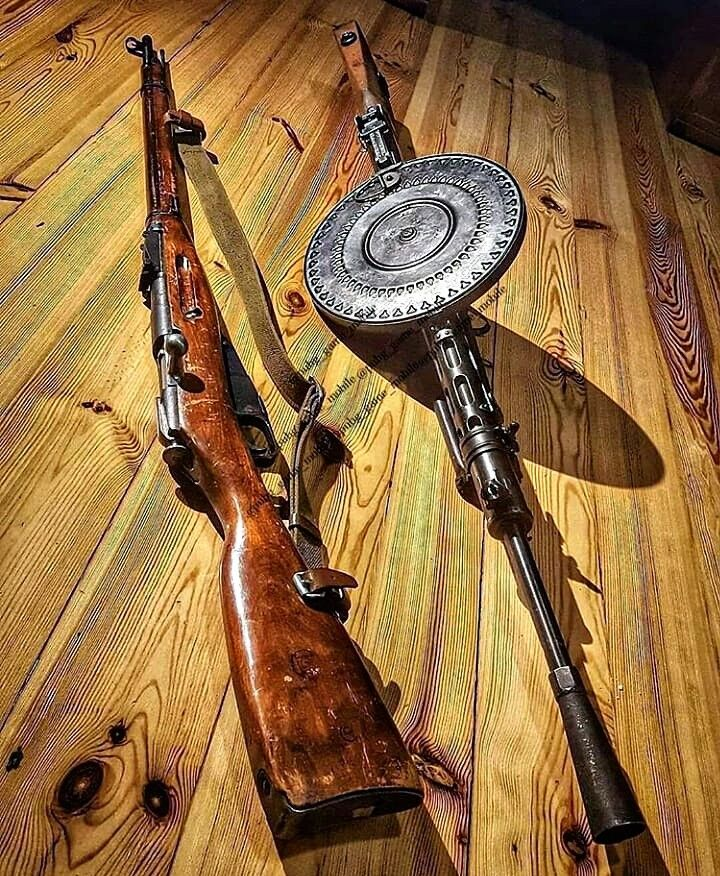 Kar98 E Dp 28 Real Life Weapon Pubg Pubgmobile Pub