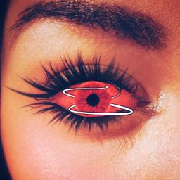 freetoedit eye red redeye bad