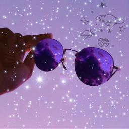 очки картинка звезды