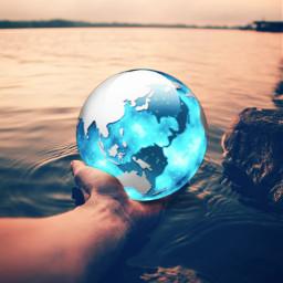 freetoedit earthday planet love fantastic