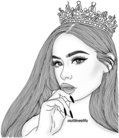 royal royalty sketched freetoedit