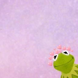 freetoedit remixit popular kermit cute