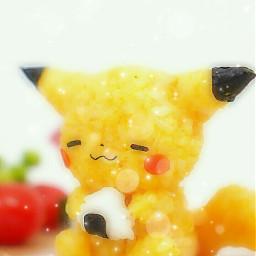 sokawaii pikachuuu yummy! yummy