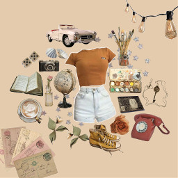 freetoedit vintage arsty aesthetic queen