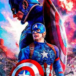 captainamerica avengersendgame avengers marvelstudios marvelcomics freetoedit