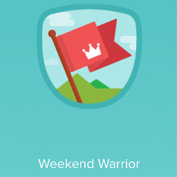 weekend motivation accountability fun move
