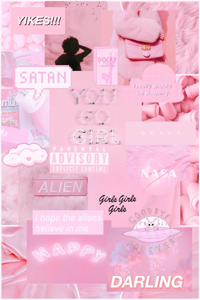#freetoedit 👉🏼 #Aesthetic #Pink #Rosa 💕 @pa