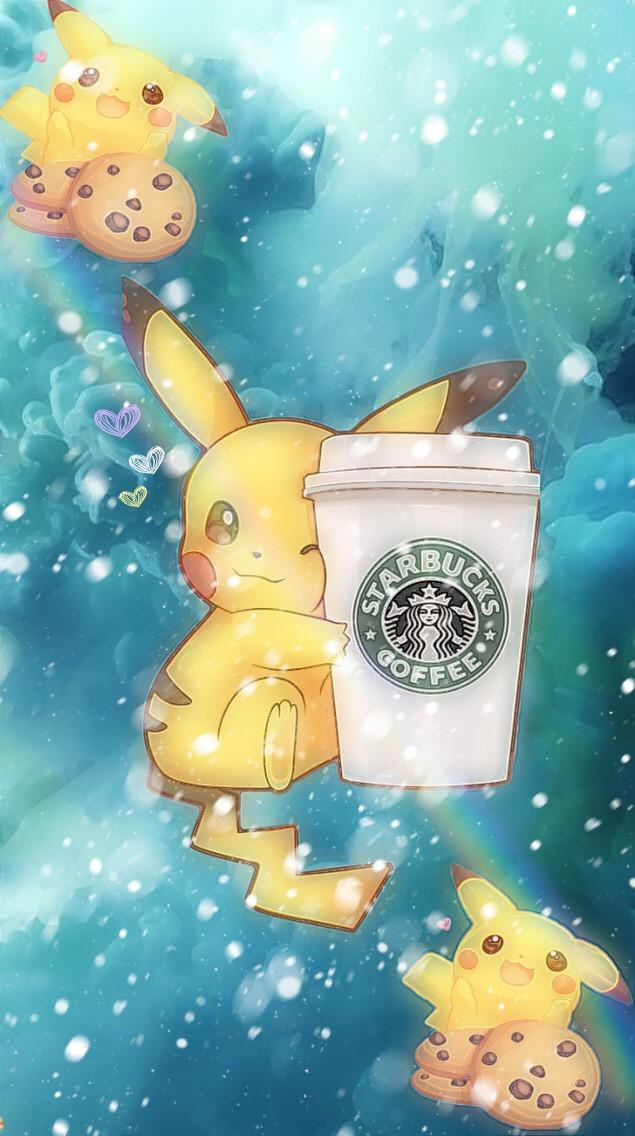 #freetoedit #pikachukawaii #sparkling #slayqueen
