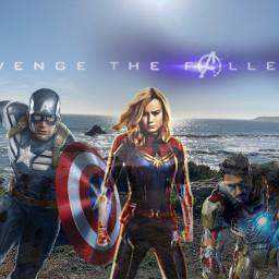 avengers freetoedit endgame avengethefallen captainmarvel