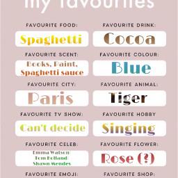 favorite people test quiz hobby interesting picsart food fun forfun freetoedit