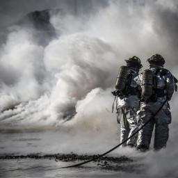 fire firefighter people freetoedit