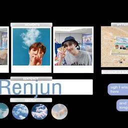 nct_dream nct_renjun nct_2018 nctzen freetoedit