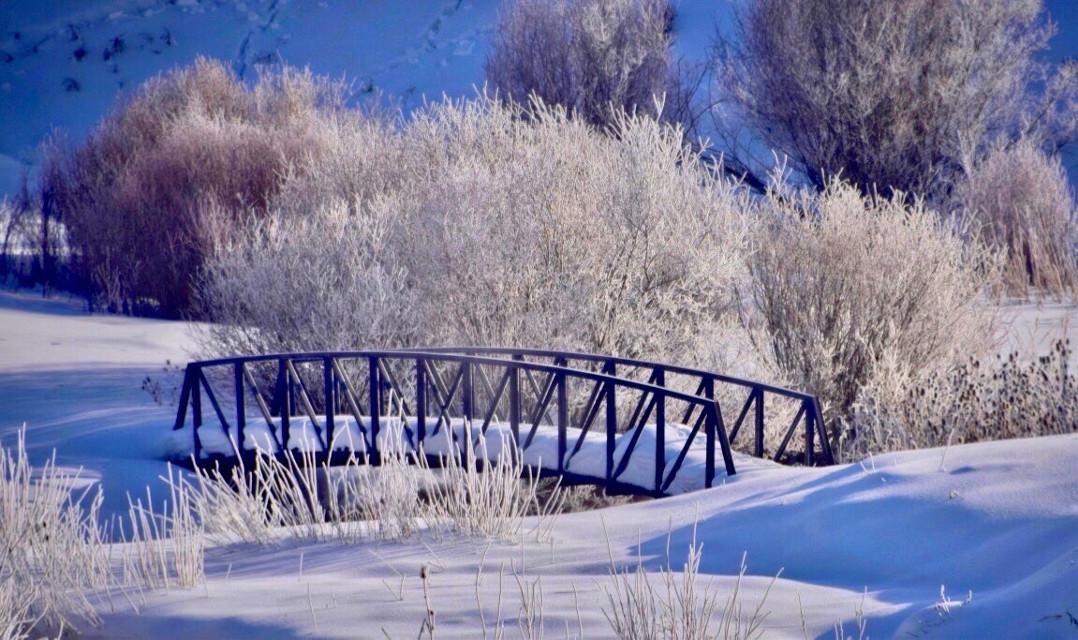 A Bridge Too Far #AngelEyesImages#landscapephotography#landscape#snow#winter#bridge#bridges#travelphotography#traveler#traveling#travel#nikon#nikonus#nikonusa#nikond5300#nikonphotography#instagram#instagramers#instagrammers#picsart#picoftheday#picsartists#canon#canonusa#mountains#snowfall#freetoedit#beautiful#gorgeous