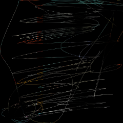 scribbles lines thread tangled drawing freetoedit