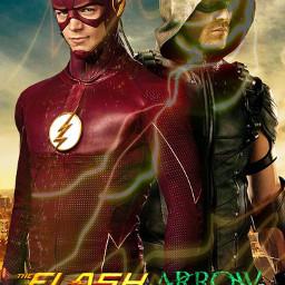 freetoedit superhero flash arrow greenarrow