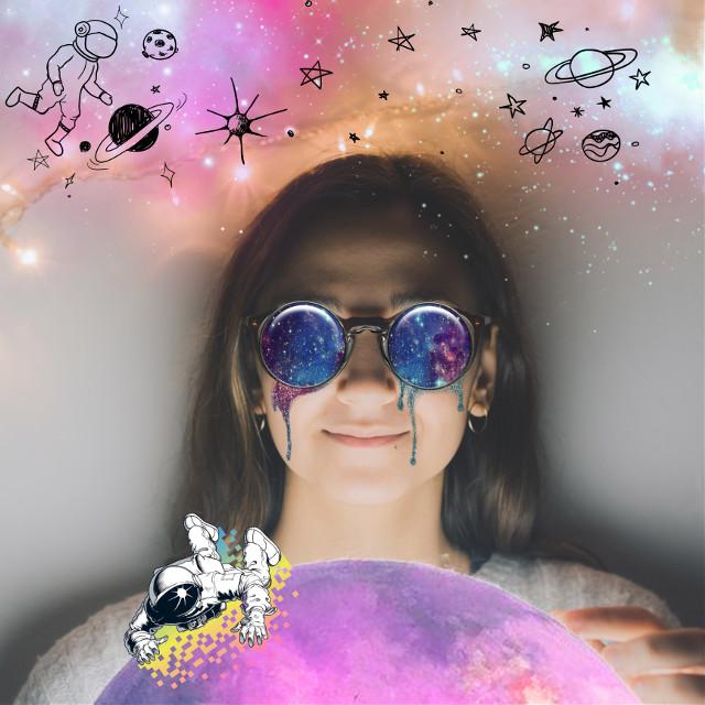 #freetoedit #galaxymakeup #galaxyedit #galaxymagiceffect #galaxyglasses #space #moon