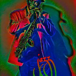 freetoedit colorful jazz music neworleans