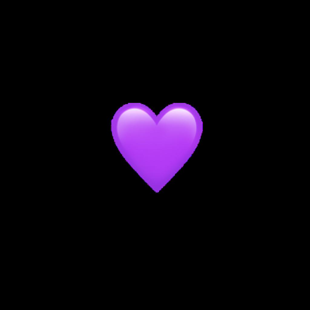 #purple #heart #purpleheart #purple #heart #emoji #heartemoji #purpleheartemoji #freetoedit