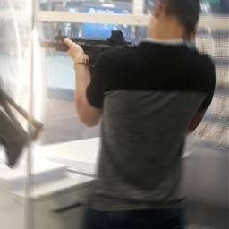 guns rifles bullet shooter