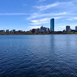 freetoedit skyline city cityscape seascape