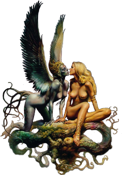 women succubus demon warrior lovers freetoedit
