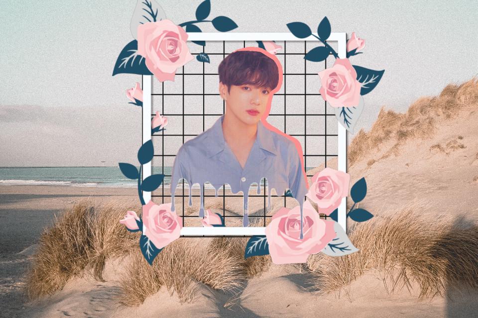#freetoedit #remix #jeonjungkook #bts #aesthetic #beach