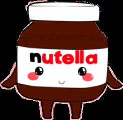 nutella cute kawaii uwu freetoedit