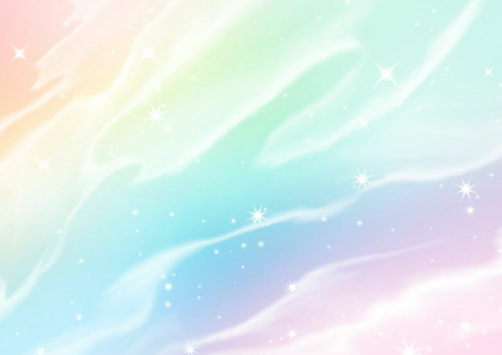 freetoedit galaxy glitter ribbon pastel rainbow smokey...