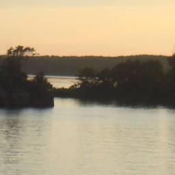 freetoedit lake water hazy