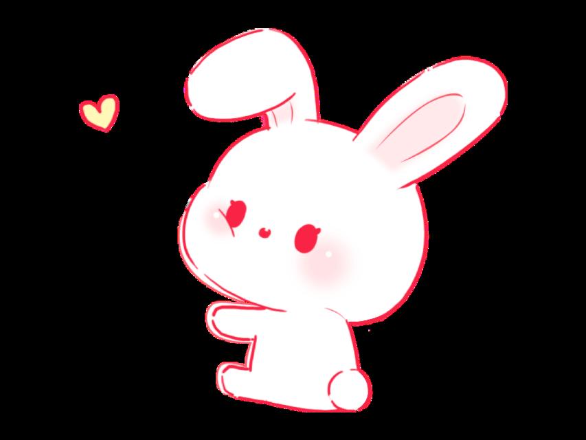 #rabbit #bunny #pink #cute #soft #aesthetic #pastel #kawaii #freetoedit