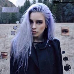 freetoedit girl colorhair people hair