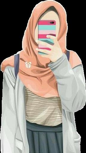 Anime Kartun Hijab Anime Wallpapers