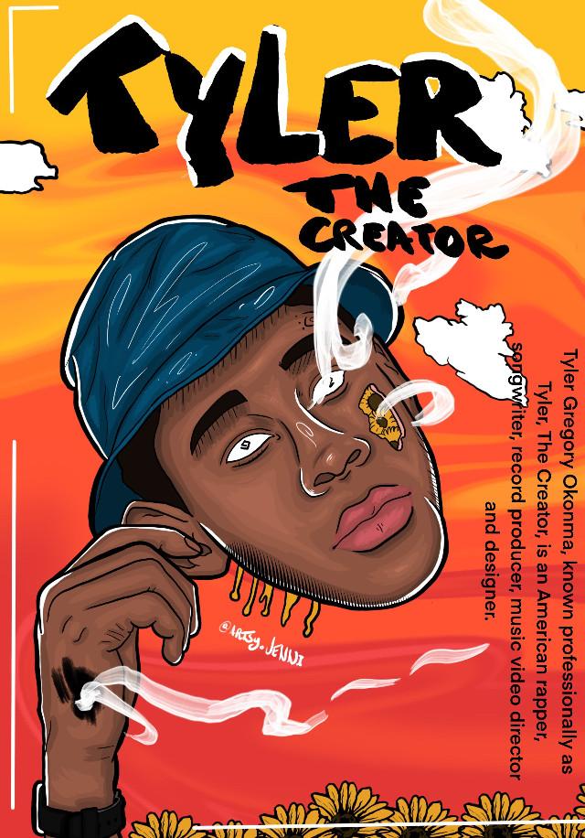Tyler the creator #freetoedit #tylerthecreator
