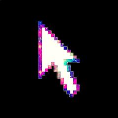 ftestickers computer pointer glitter sparkle freetoedit