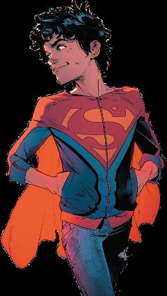 superboy jonkent dc freetoedit