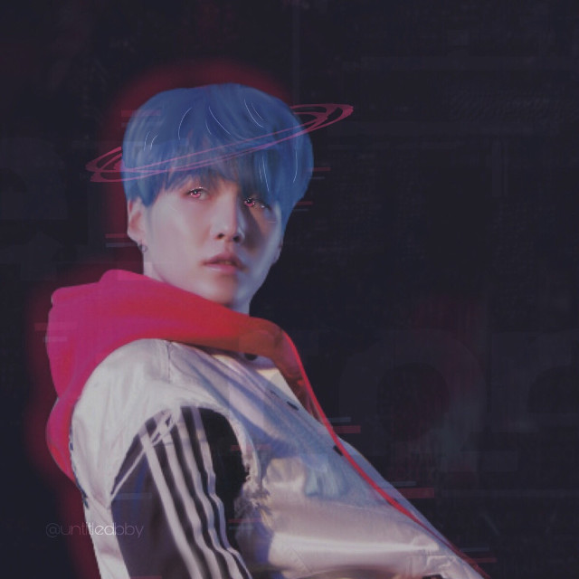 {🎆}  hmm the detail does not show  well this is for @big_f4ker  I had actually made a suga edit that was totally different i still have it but i decided to make a whole new one which is this one :)  #bts #minyoongi #yoongi #suga