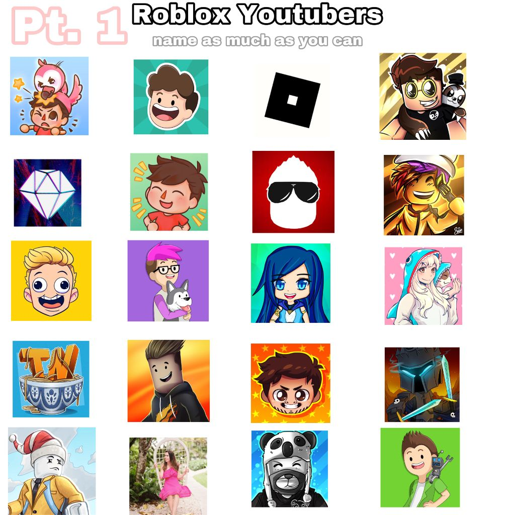 Roblox youtubers videos
