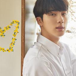 kimseokjin yellowflowerbrush