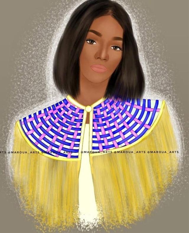 👸🏾New draw ✌🙌💓 . . . . #fashion #girl #hair #girls  #stylish #mode #gucci #vogue #metgala2019 #sketchbook #art #arts #draw #drawing #drawings #outline  #instadaily  #instapic #bestofday #blackgirlmagic #louisvuitton  #tumblr  #maroua_arts #beauty #african #kimkardashian #kyliejenner #arianagrande