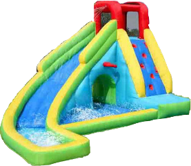 bounce jumphouse waterslide entertainment fun freetoedit