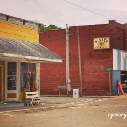 smalltown townsquare