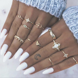 freetoedit rings nails nailsart